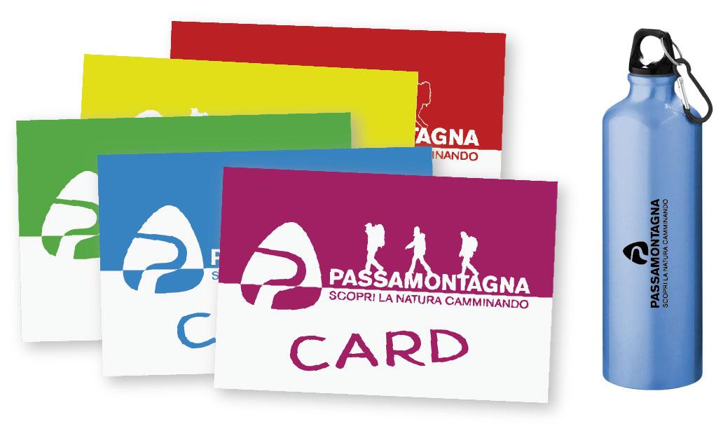 Passamontagna Card